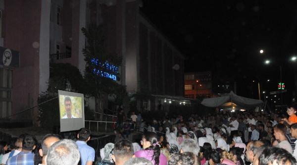 Hakkari'de Ypg'ye Sinevizyonlu Destek