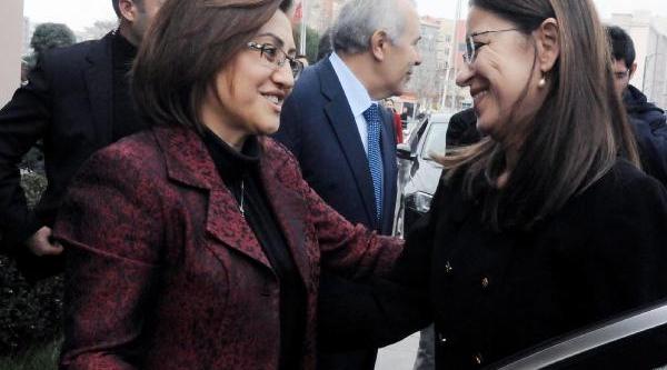 Halef Ve Selef Bakanlar Gaziantep'te Buluştu