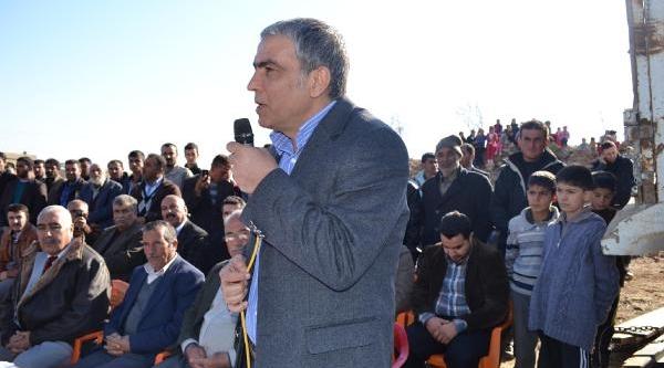 Halfeti'de Husumetli Aileler Bariştirildi
