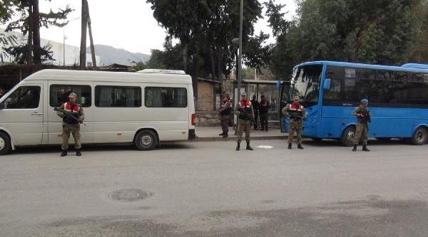 Halk Otobüsü Şoförünün Katil Zanlisina Keşif Yaptirildi