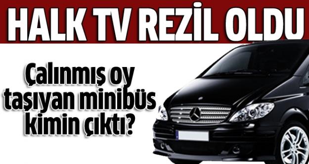 Halk TV'nin yakalayın dediği araç kimin çıktı?