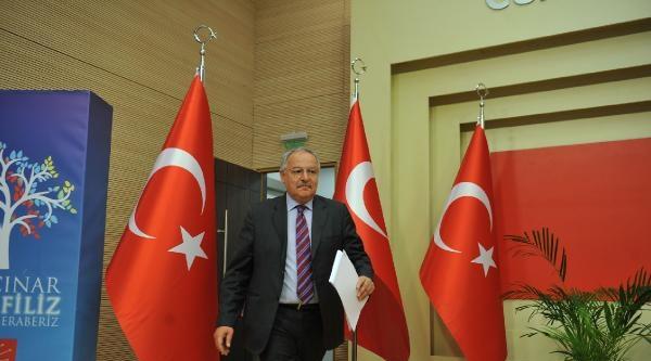 Haluk Koç : Ankara'da Tüm Oyların Yeniden Sayılması Kararı Verilmesi Gerekiyor (1)