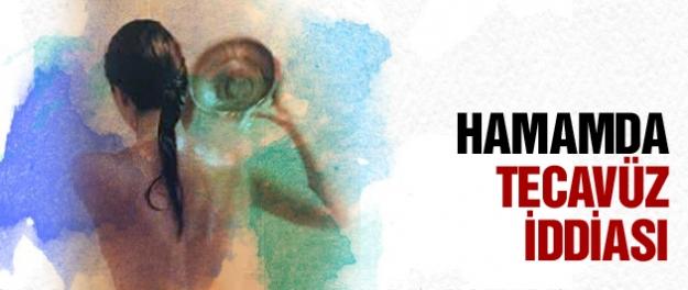 Hamamda turiste tecavüz iddiası!