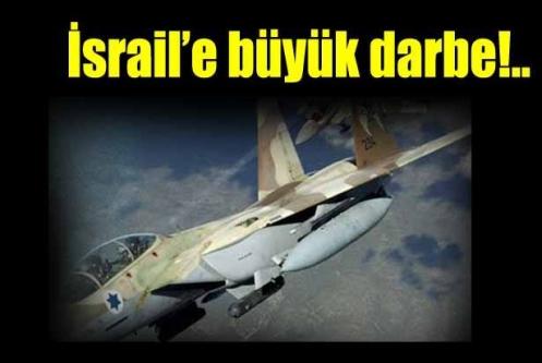 Hamas, İsrail F16'sını vurduğunu açıkladı!