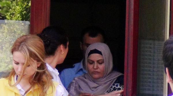 Hamile Kadın 5'inci Katta İntihara Kalkıştı