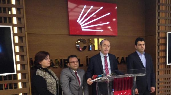 Hamzaçebi: Fezlekelerde Var Olan Bir Şeyi Kimse Saklayamaz