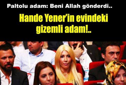 Hande Yener neye uğradığını şaşırdı