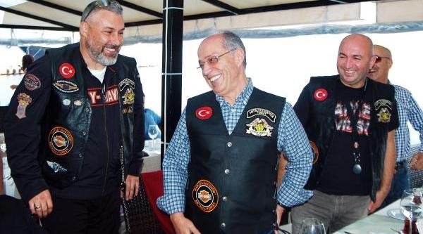 Harley Tutkunlari Sezonu Alanya'da Kapatti