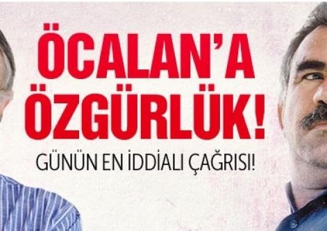 Hasan Cemal: Apo'ya özgürlük, PKK'ye siyaset yolu!