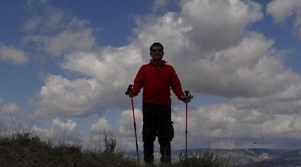 Hasan Daği'na Çikan Dağci Kayboldu