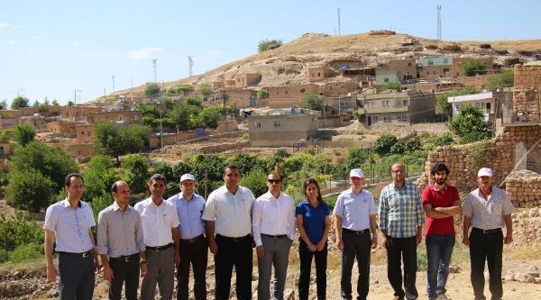Hasankeyf'te 100 Mağara Apart Otel Oluyor