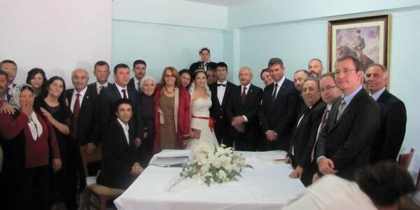 Hasdal Cezaevindeki Nikah Töreninden  Ilk Kare