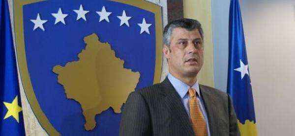Haşim Taçi, 2013 Kosova Için Avrupa Yiliydi
