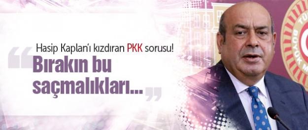 Hasip Kaplan yanıtladı: PKK kaymakam atadı mı?