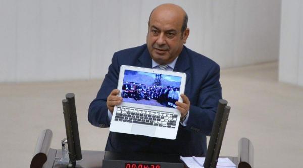 Hasip Kaplan'dan Vekillere Cudi Dağı'na Gezi Daveti