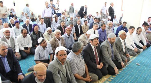 Hastane Bahçesindeki Cami İbadete Açıldı