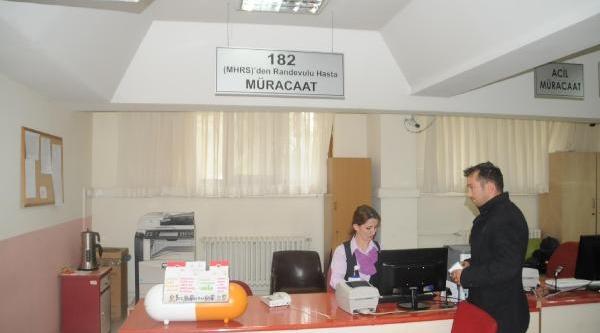 Hastane Rendavu Sistemi Kantinciyi Batirdi