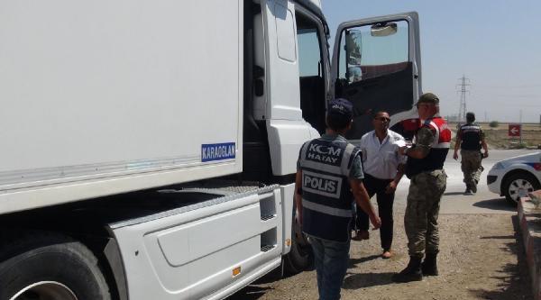 Hatay'da 200 Bin Litre Kaçak Akaryakıt Ele Geçirildi