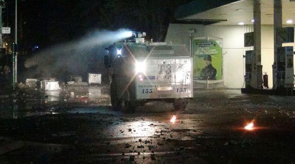 Hatay'da Gezi Eylemcilerine Polis Müdahale Etti (2)