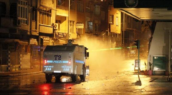 Hatay'Da Göstericilere Polis Müdahalesi