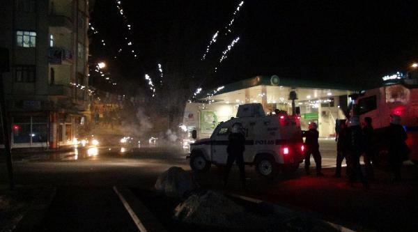Hatay'da Polis Müdahalesi