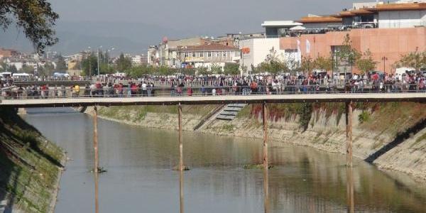 Hatay'da Solotürk Gösterisi Nefes Kesti