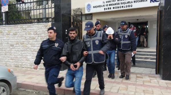 Hatay'da Torbaci Operasyonu: 30 Gözalti