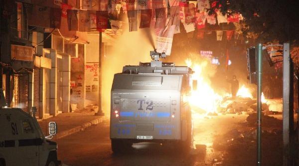 Hatay'daki Berkin Elvan Eylemi 3'üncü Gününde