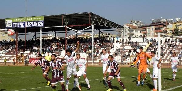 Hatayspor - Dardanelspor: 3-1