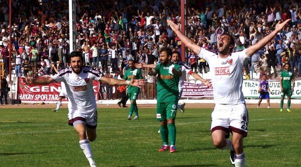 Hatayspor - Giresunspor: 3-1