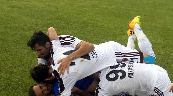 Hatayspor - Yeni Malatyaspor Maçı Fotoğrafları