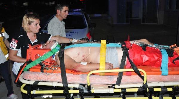 Hava Almak İsterken 5'inci Kat Balkonundan Düştü
