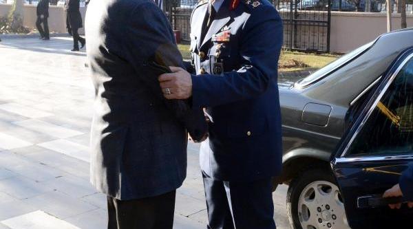 Hava Kuvvetleri Komutani Öztürk'ten Vali Kiraç'a Ziyaret