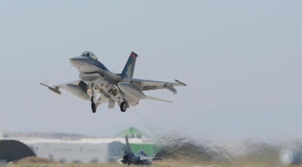 Havadan İhbar Ve Kontrol Uçağı, Anadolu Kartalı Tatbikatı'nda Görev Aldı