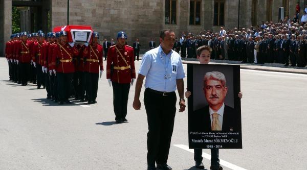 Hayatını Kaybeden Tbmm Eski Başkanvekili Sökmenoğlu İçin Tören Düzenlendi