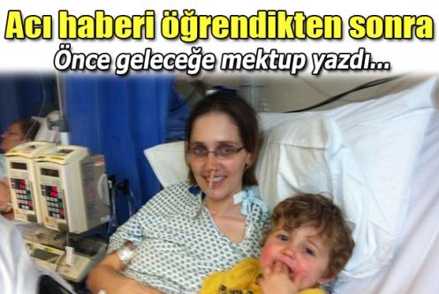 Hayatınızın Değerini Bilin: Kanser Hastası Annenin Oğluna Bıraktığı Eşsiz Miras...
