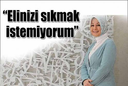 Hayrunnisa Gül'den Selvi'ye: Elinizi sıkmak istemiyorum