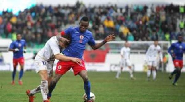 Hazırlık Maçı Kosova-türkiye: 1-6