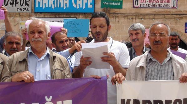 Hdk, İran Ve Mısır'daki İdam Kararlarını Protesto Etti