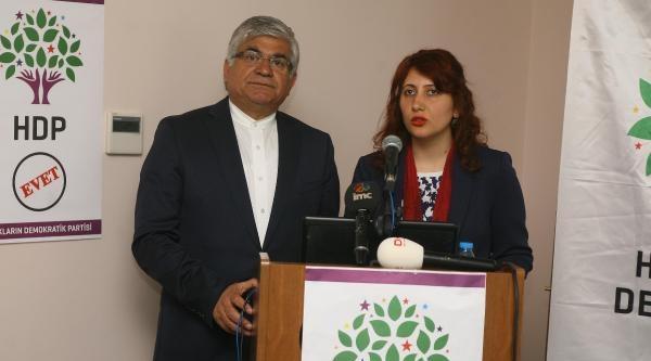 Hdp, İzmir Projelerini Açıkladı