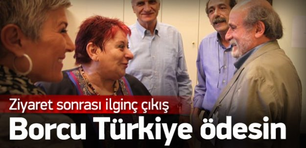 HDP'li Kürkçü'den ilginç Yunanistan teklifi