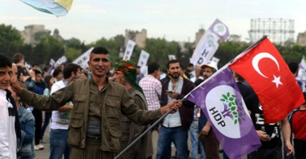 HDP'yi Meclis'e gönderen il!