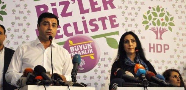 HDP: Yunanistan'ın yanındayız