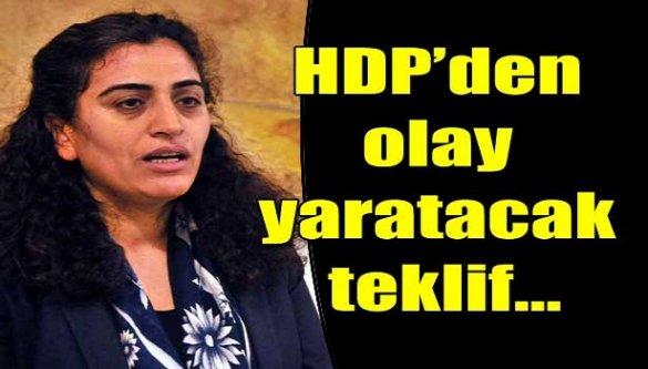 HDP'den şok teklif!