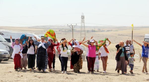 Hdp'li Ayhan: Işid Şanliurfa'yi Karagah Olarak Kullanıyor