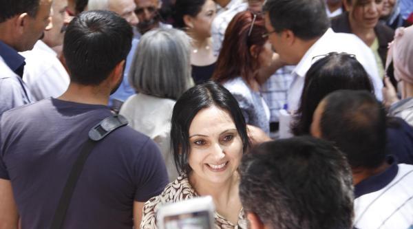 Hdp'li Yüksekdağ: Başbakan İstifa Etmeli - Ek Fotoğraflar