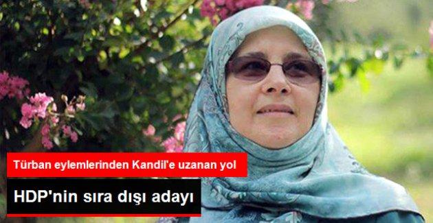 HDP'nin Sıra Dışı Adayı: Hüda Kaya