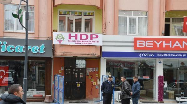 Hdp'ye Saldırı Girişiminde Gözaltına Alınan 40 Kişi Serbest Bırakıldı
