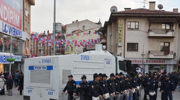 Hdp'ye Saldırı Girişiminde Gözaltına Alınan 40 Kişi Serbest Bırakıldı (2)