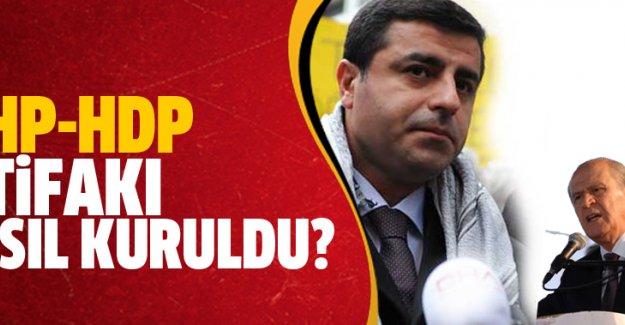 HDP'yle MHP nasıl ittifak kurdu?